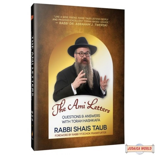 The Ami Letters #1, Questions & Answers with Torah Hashkafa