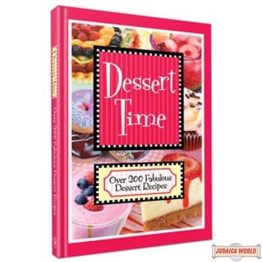 Dessert Time Kosher Cookbook