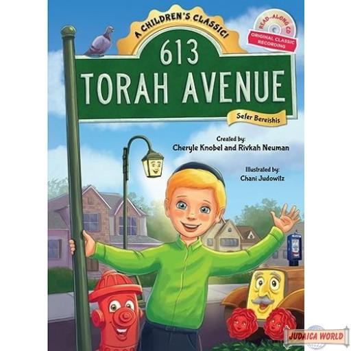 613 Torah Avenue -- Bereishis Book/CD