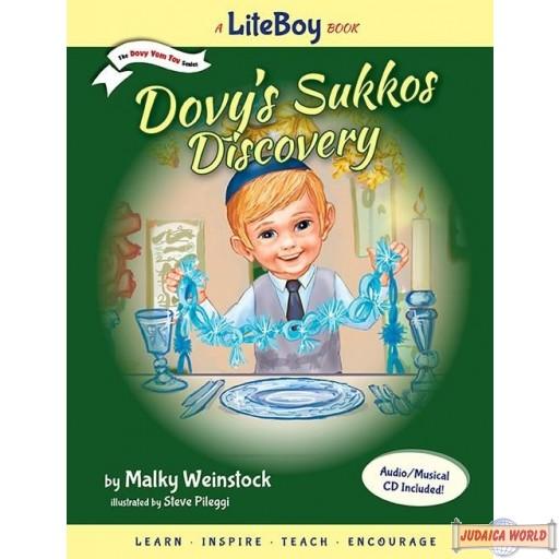 Dovy's Sukkos Discovery Book/CD