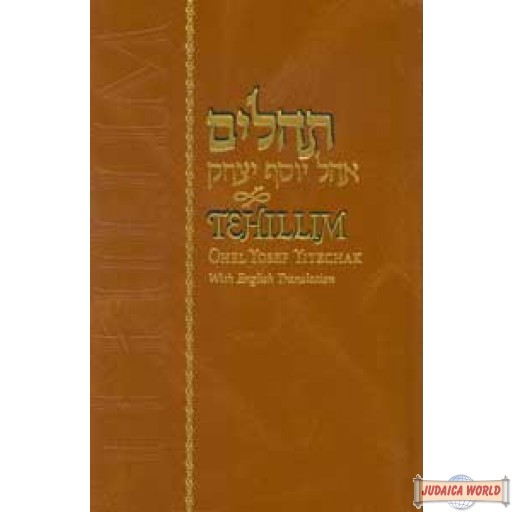 Tehillim - Ohel Yosef Yitzchok