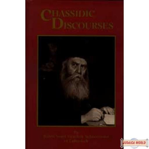 Chasidic Discourses - Vol. 2
