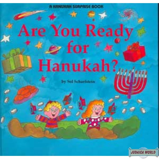 Are You Ready for Chanukah?