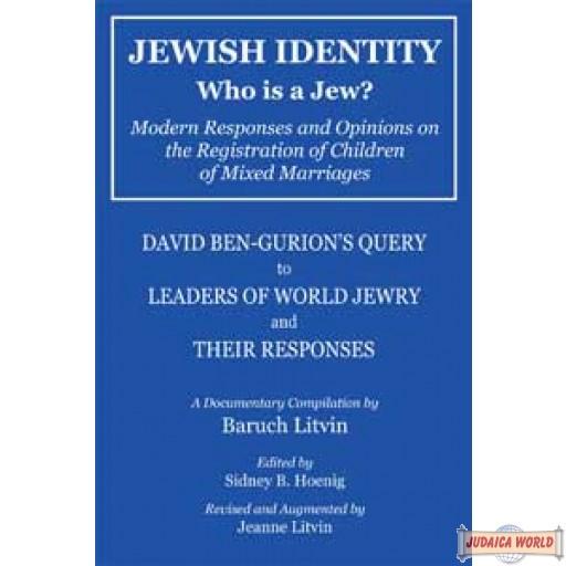 Jewish Identity: Who is a Jew?