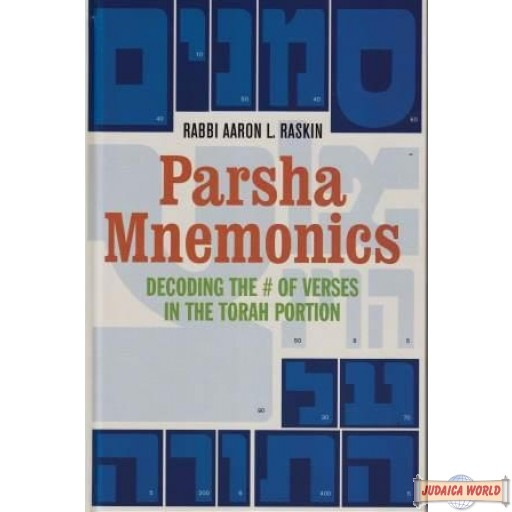 Parsha Mnemonics #2, Bamidbar & Devorim