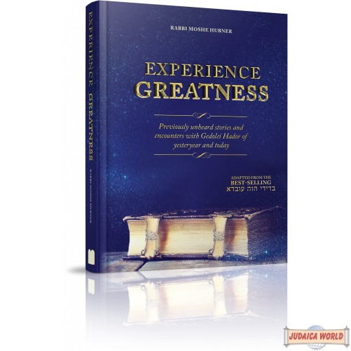 Experience Greatness