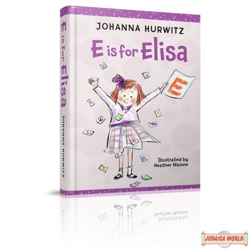 E is for Elisa (#1)