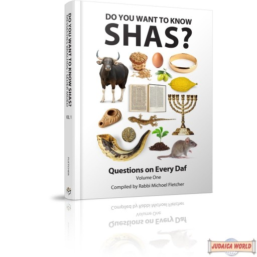 Do You Want to Know Shas? #1 Messeches Brachos & Seder Moed