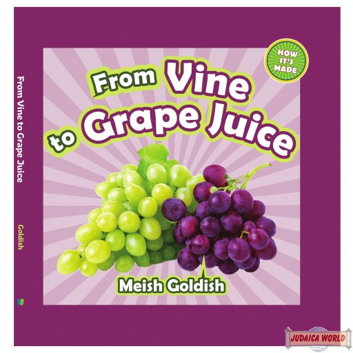 From Vine to Grape Juice
