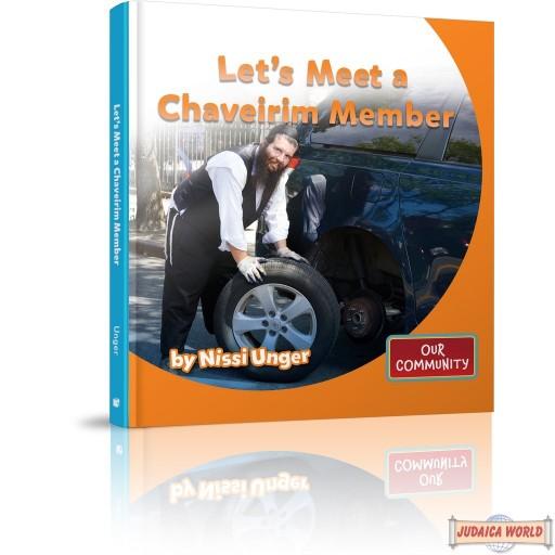 Let's Meet a Chaveirim Member