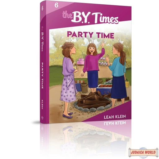 The B.Y. Times #6 Party Time