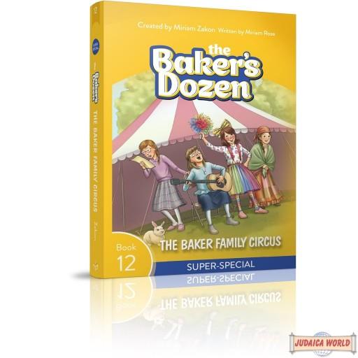 The Baker's Dozen #12, The Baker Family Circus (Super-Special)