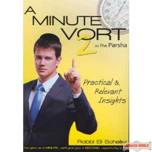 A Minute Vort on the Parsha #2