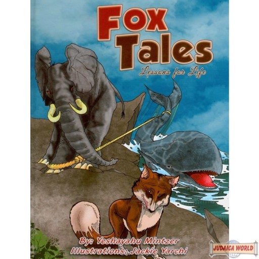 Fox Tales, Lessons for Life (comic book)