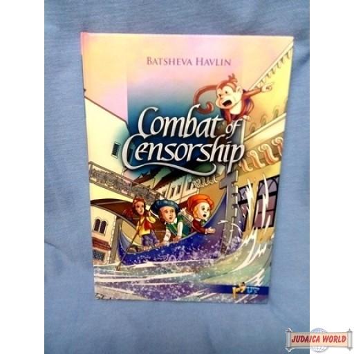 Combat of Censorship (comic)