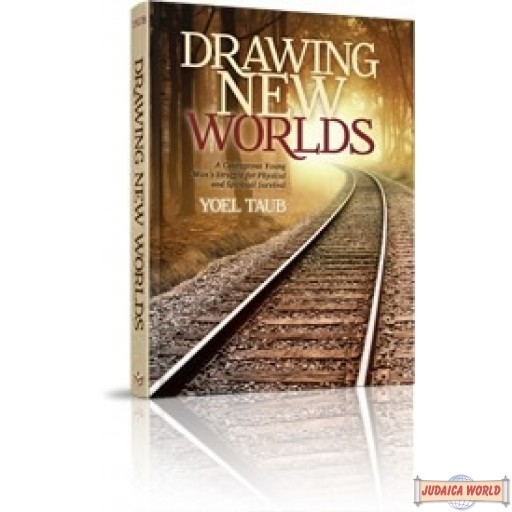 Drawing New Worlds, A courageous young man's struggle for physical and spiritual survival