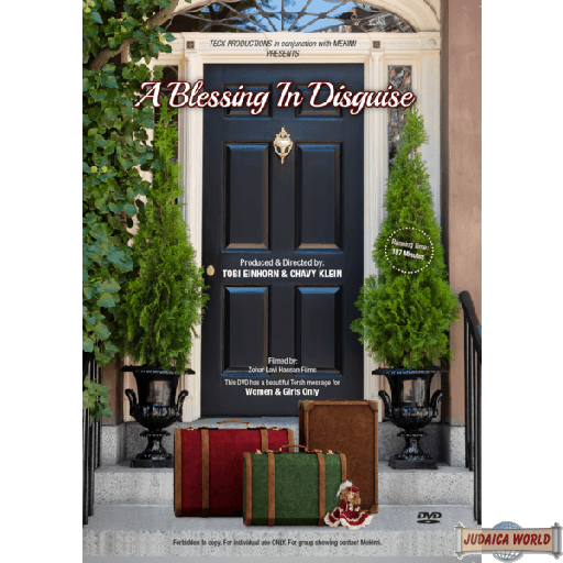 A Blessing In Disguise DVD