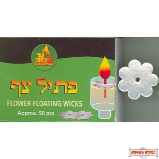 Floating Wicks - Flower