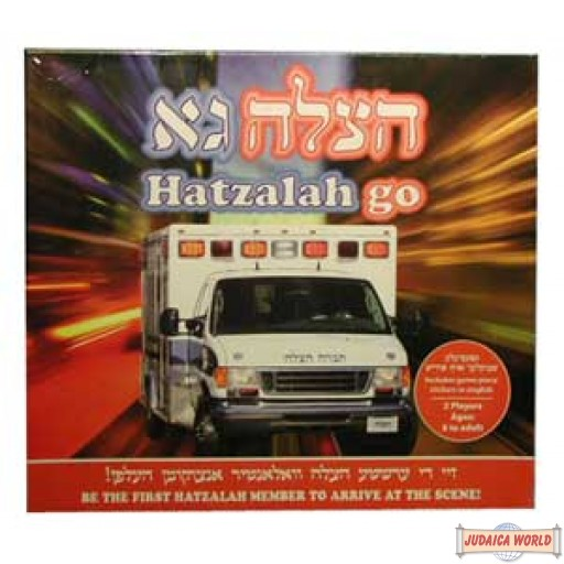 Hatzalah Go - Game