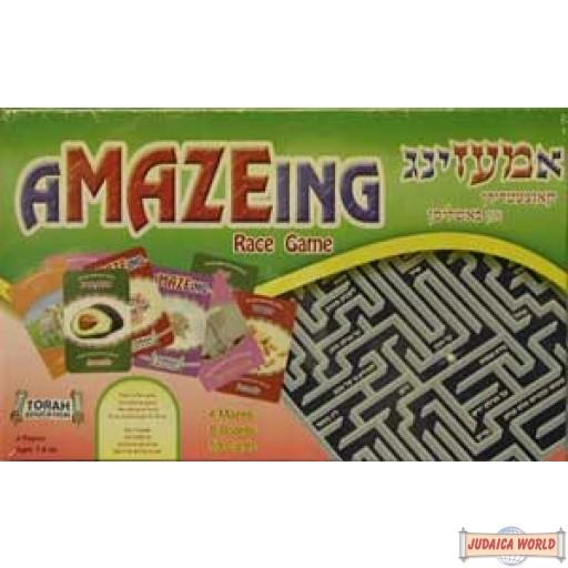 Amazeing Race Game