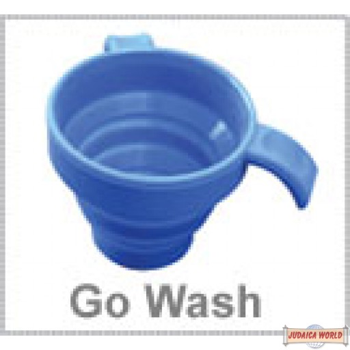 Go Wash, The Collapsible Washing Cup