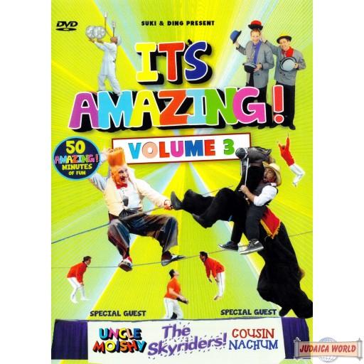 It's Amazing #3 - DVD