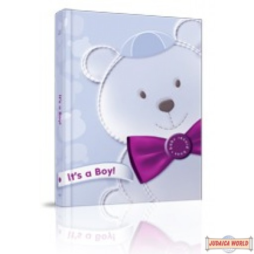 It's a Boy Baby Record Book