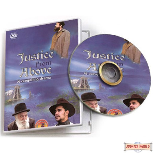 Justice From Above-A Compelling Drama DVD
