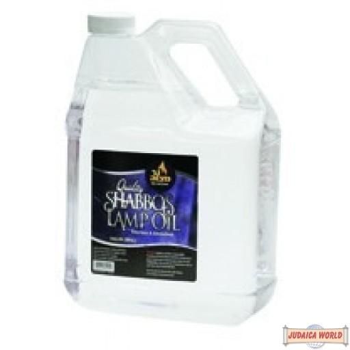 1 Gallon Shabbos Lamp Oil (Smokeless Liquid Paraffin)