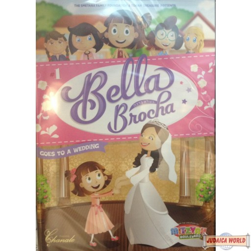 Bella Bracha #1, Bella Bracha Goes To A Wedding