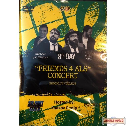 Friends 4 ALS Concert DVD