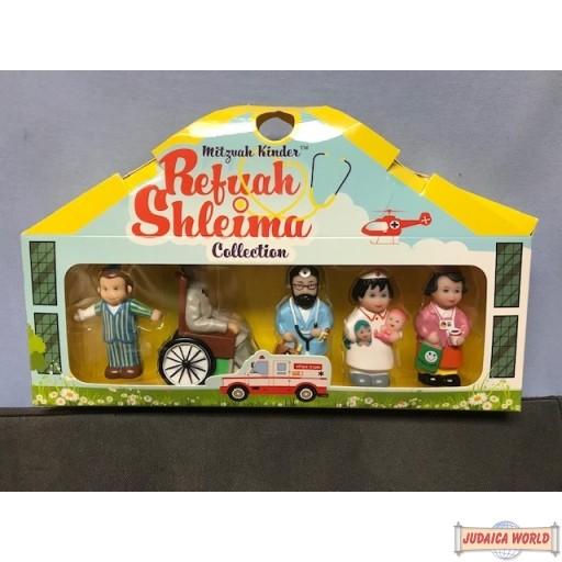 Mitzvah Kinder -Refuah Shleima
