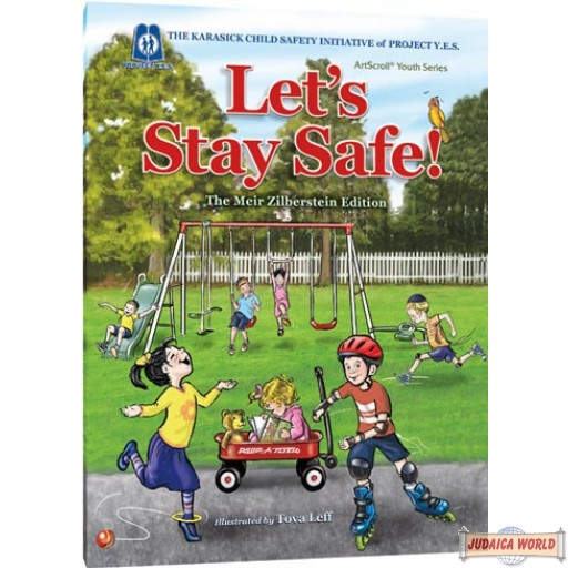 Let's Stay Safe Paperback