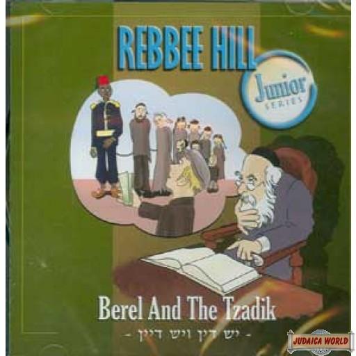 Berel & The Tzadik CD