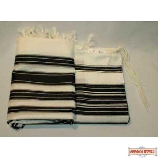 Chabad Style Talis with Cotton Lining