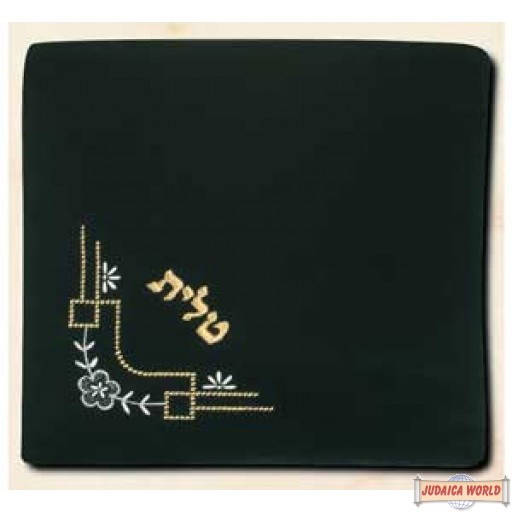 Velvet Talis and Tefillin Bags style 1COR7MT