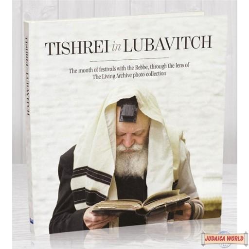 Tishrei in Lubavitch