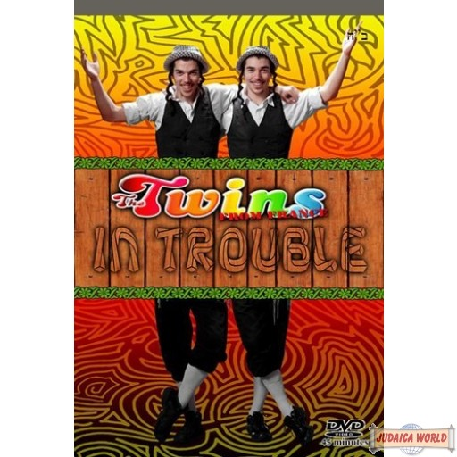 The Twins In Trouble DVD