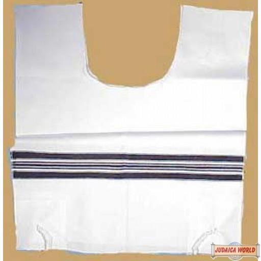 """Chabad Tzitzis - Israeli Wool - 16"""""""
