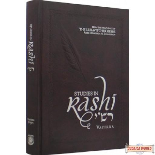 Studies In Rashi #3 Vayikra