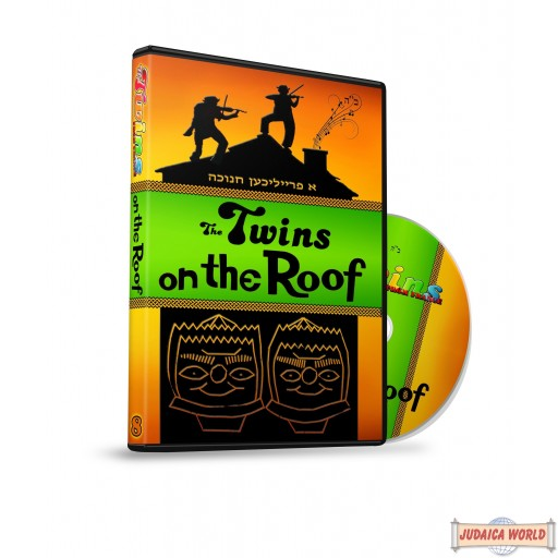 The Twins From France On The Roof DVD