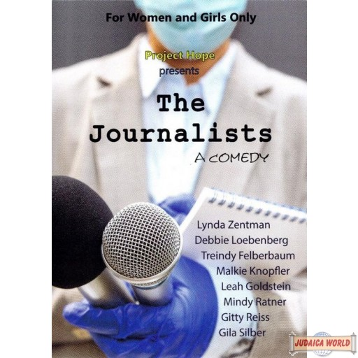 The Journalists DVD