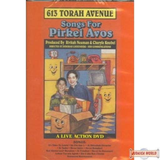 613 Torah Avenue - Pirkei Avos - DVD