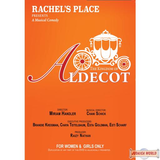 The Kingdom Of Aldecot DVD