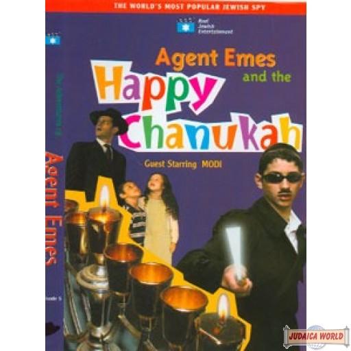 Agent Emes # 5  -  Happy Chanukah