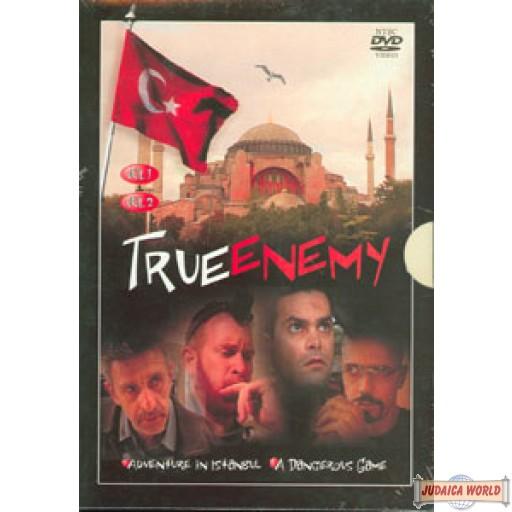 True Enemy / Double DVD (#1-2)