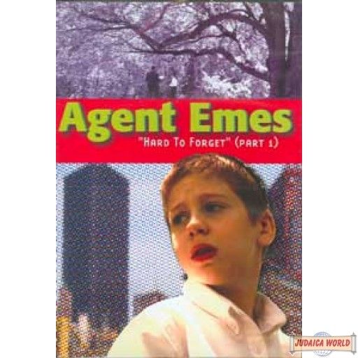 """Agent Emes #6 """"Hard to Forget"""" Part 1"""