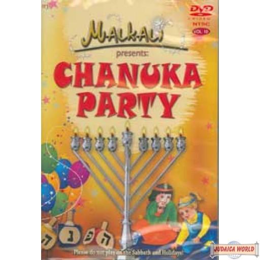 Malkali's #10 - Chanukah Party  DVD