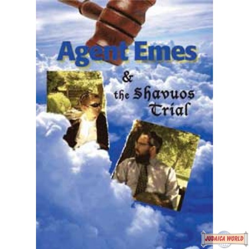 Agent Emes #8 - & the Shavuos Trial DVD