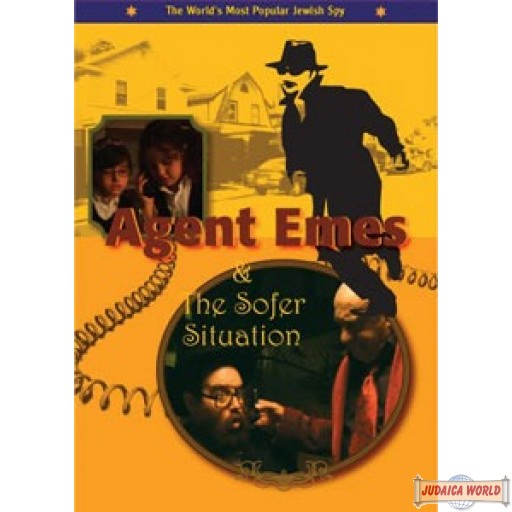 Agent Emes & The Sofer Situation (#9)  DVD